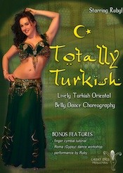 Totally Turkish with Ruby - DVD