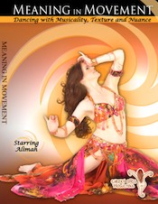 Meaning in Movement by Alimah - DVD