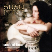 Hands of Time - Susu Pampanin - CD