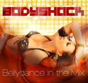 Bellydance in the Mix - Bodyshock - CD