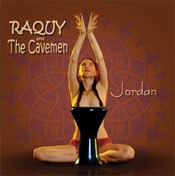 Jordan by Raquy and the Cavemen - CD