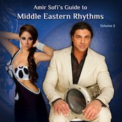 Amir Sofi's Guide to Middle Eastern Rhythms Vol. 2 - CD