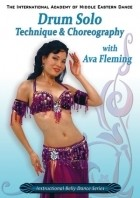Ava Fleming - Drum Solo Technique & Choreography - DVD