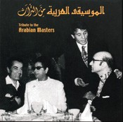 A Tribute to the Arabian Masters - Cairo Orchestra - CD