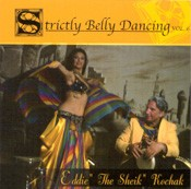 Strictly Belly Dancing Vol. 6 - Eddie