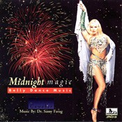 Midnight Magic - Dr. Samy Farag - CD