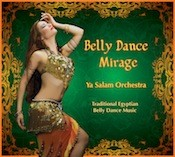 Belly Dance Mirage - Ya Salam Orchestra - CD