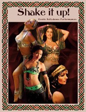 Shake it up! Exotic Bellydance Performances - DVD