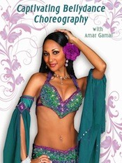 Amar Gamal: Captivating Bellydance Choreography - DVD