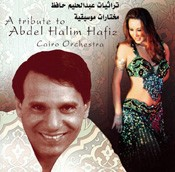 A Tribute to Abdel Halim Hafez - Cairo Orchestra - CD