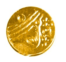 Loose Coins for Tribal and Belly Dance Costume & Jewelry Making & Repair - SMALL - GOLD