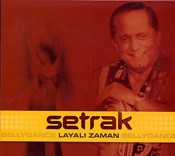 Layali Zaman by Setrak Sarkissian - CD