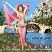 Cocktail Belly Dance - CD