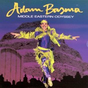 Middle Eastern Odyssey by Adam Basma - CD