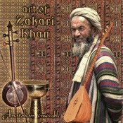 Art of Zakari Khan - Anatolian Ensemble - CD