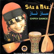 Saz & Naz - Gypsy Dance - CD