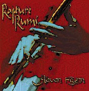 Rapture Rumi by Steven Flynn - Belly Dance Music CD