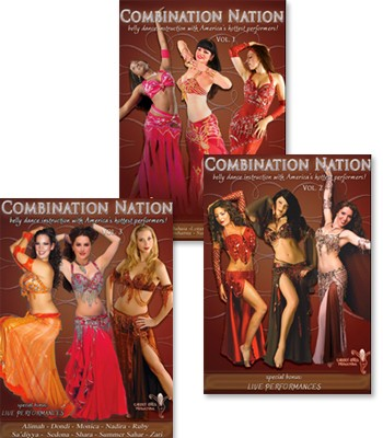 Combination Nation 3-DVD SET