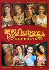 Bellydance Superstars (belly dance performances) - DVD