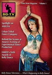 BD-TV Belly Dance Television (documentary series) Vol. 1 - DVD